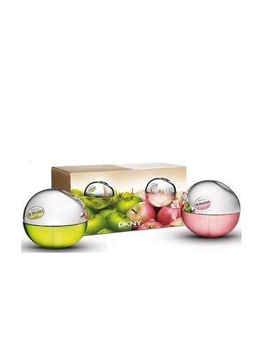 DKNY Be Delicious EDT 30 ml + EDP 30 ml Fresh Blossom Kadın Parfüm Seti Renksiz